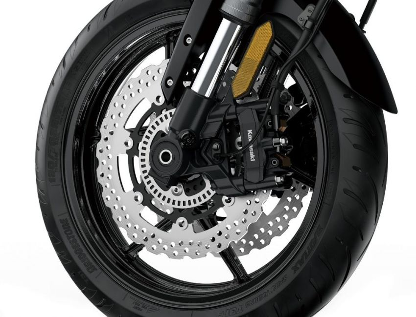 2019 Kawasaki Versys 1000 now available in Europe Image #920553