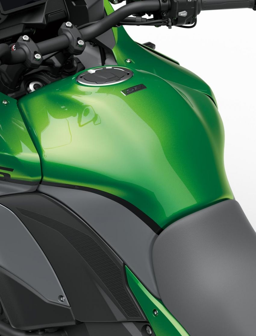 2019 Kawasaki Versys 1000 now available in Europe Image #920556