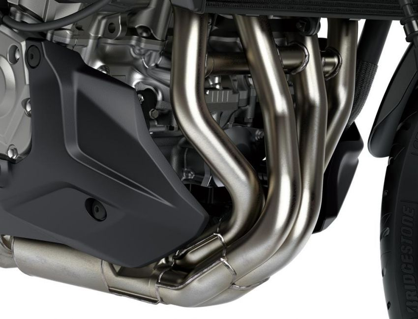 2019 Kawasaki Versys 1000 now available in Europe Image #920557