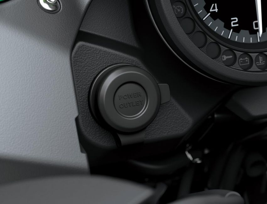2019 Kawasaki Versys 1000 now available in Europe Image #920563