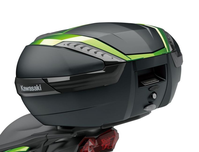2019 Kawasaki Versys 1000 now available in Europe Image #920566