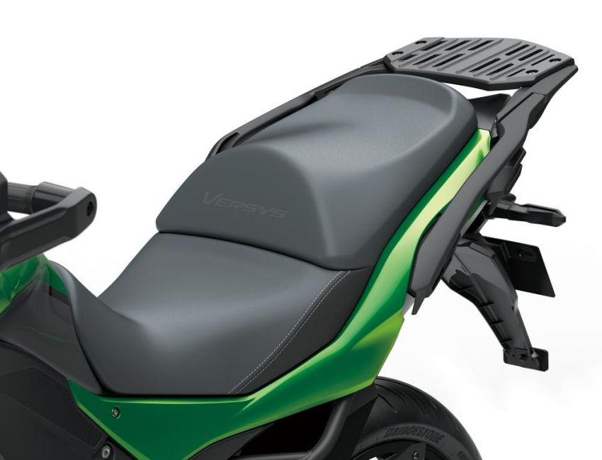 2019 Kawasaki Versys 1000 now available in Europe Image #920567