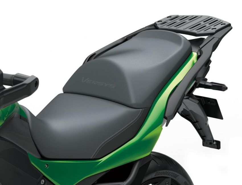 2019 Kawasaki Versys 1000 now available in Europe Image #920571