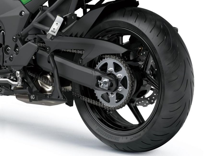 2019 Kawasaki Versys 1000 now available in Europe Image #920572