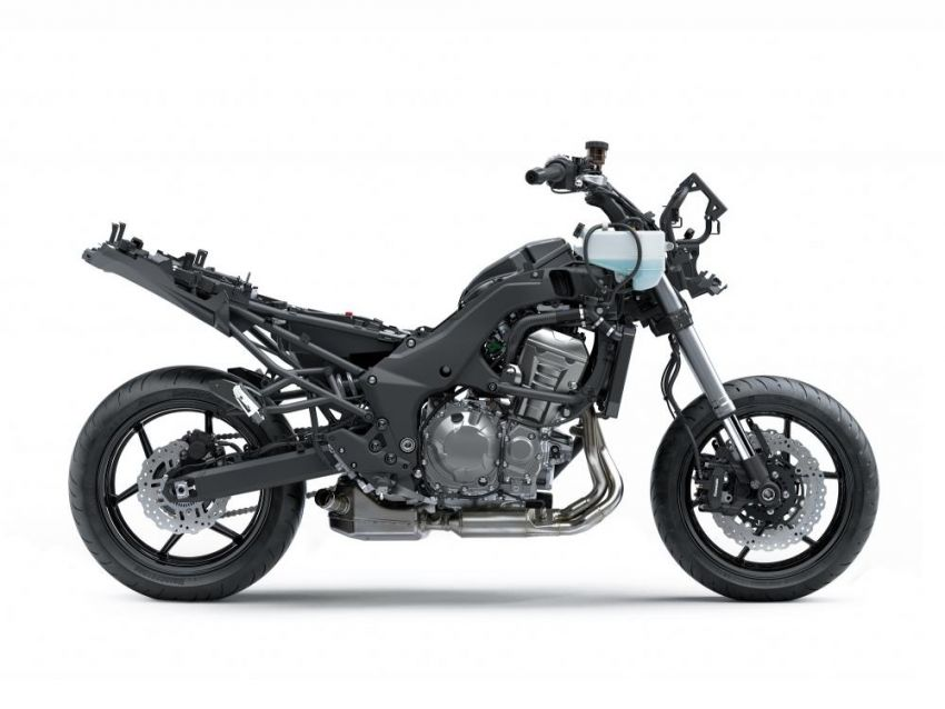 2019 Kawasaki Versys 1000 now available in Europe Image #920574