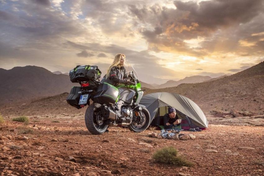 2019 Kawasaki Versys 1000 now available in Europe Image #920531