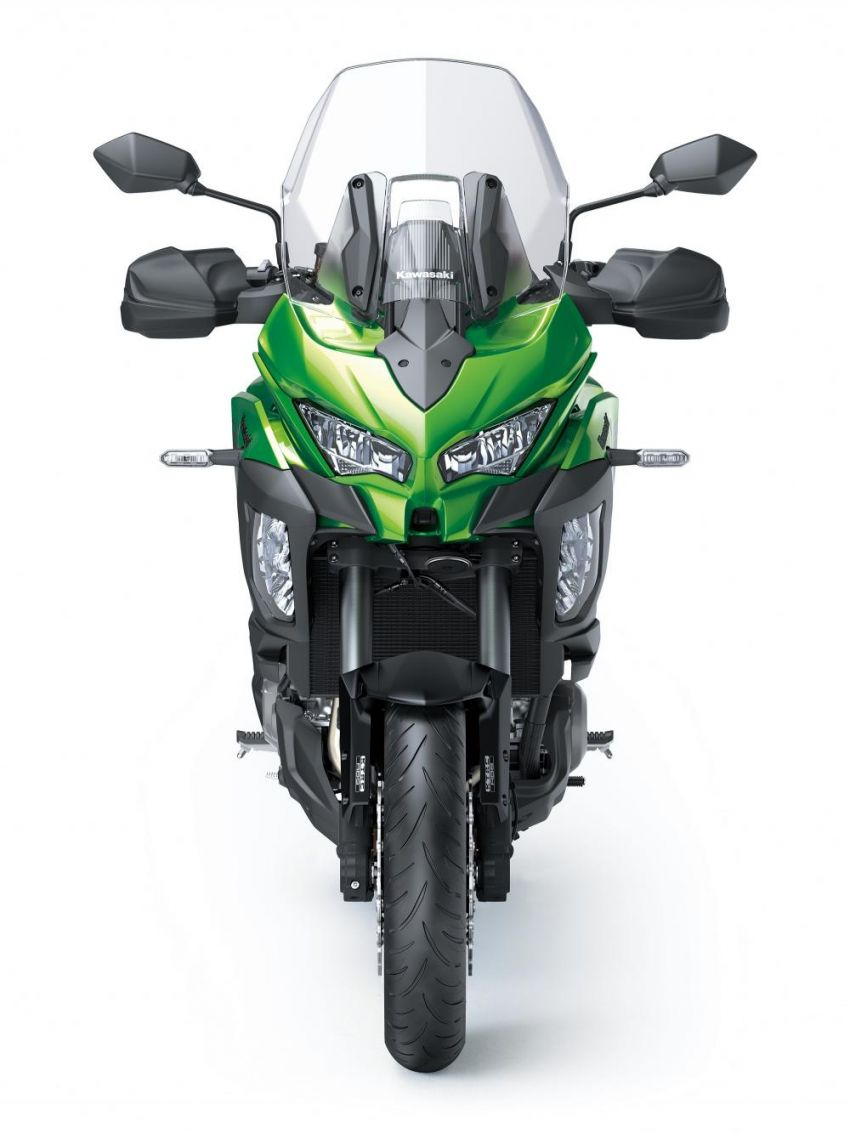 2019 Kawasaki Versys 1000 now available in Europe Image #920580