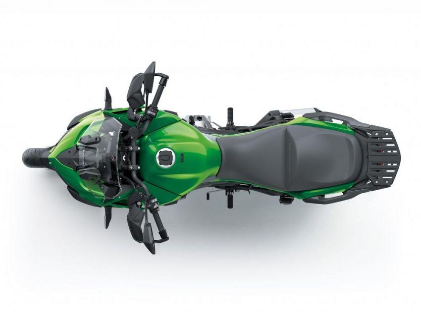 2019 Kawasaki Versys 1000 now available in Europe Image #920582