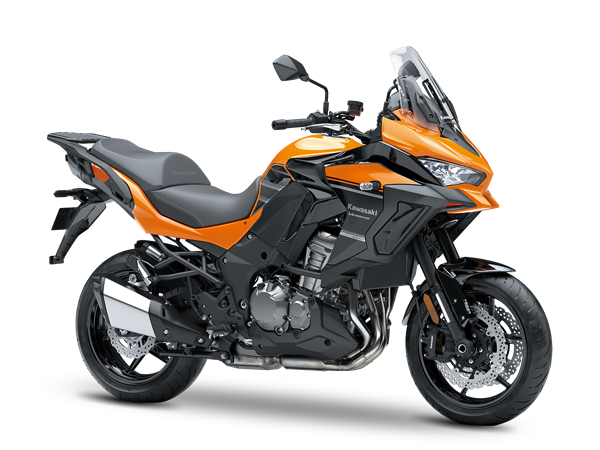 2019 Kawasaki Versys 1000 now available in Europe Image #920584