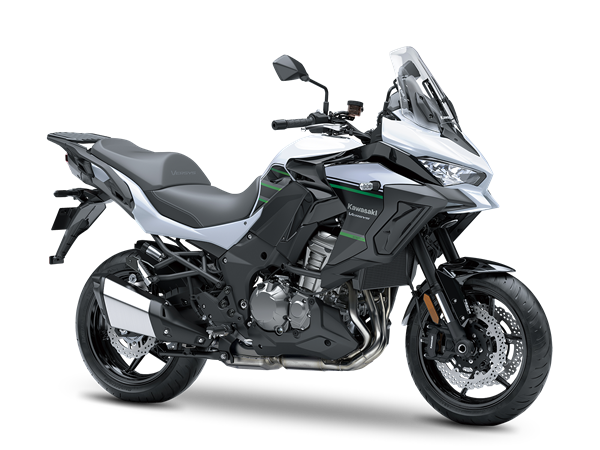 2019 Kawasaki Versys 1000 now available in Europe Image #920585