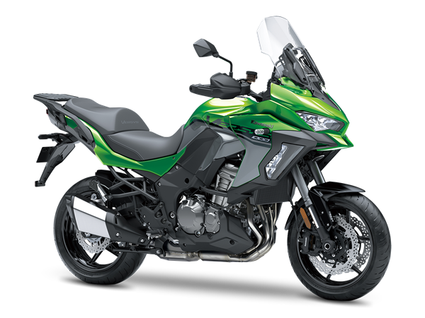 2019 Kawasaki Versys 1000 now available in Europe Image #920587