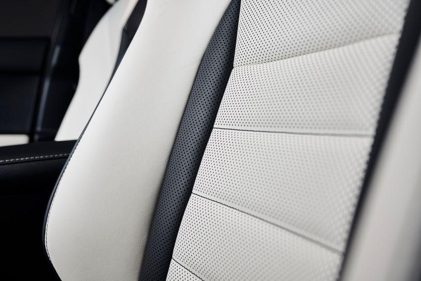 Lexus NX F Sport Black Line Special Edition unveiled Image #919505