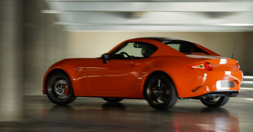 Mazda MX-5 30th Anniversary Edition officially debuts Image #919529