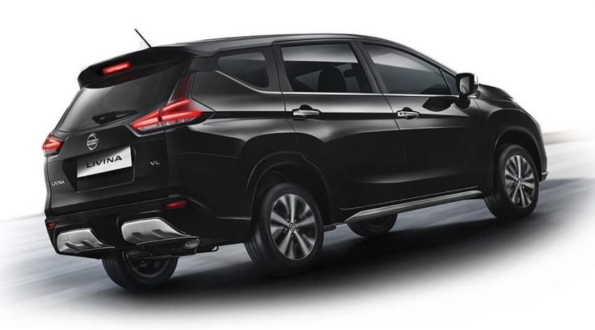 2019 Nissan Livina makes world debut in Indonesia – new 7-seater MPV based on Mitsubishi Xpander Image #923390
