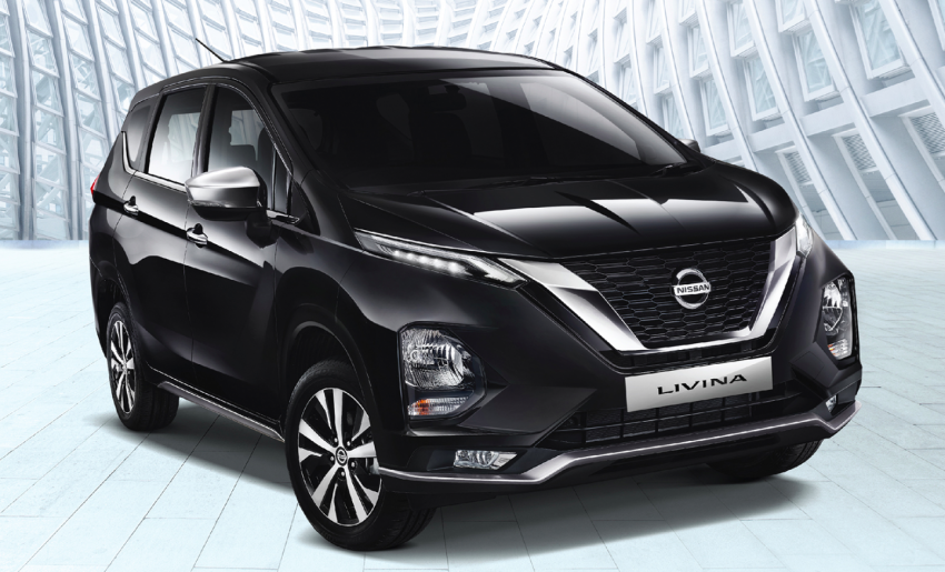 2019 Nissan Livina makes world debut in Indonesia – new 7-seater MPV based on Mitsubishi Xpander Image #923408