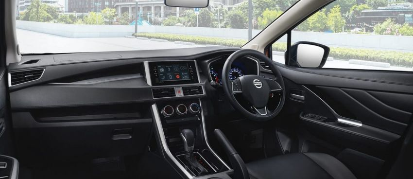 2019 Nissan Livina makes world debut in Indonesia – new 7-seater MPV based on Mitsubishi Xpander Image #923409