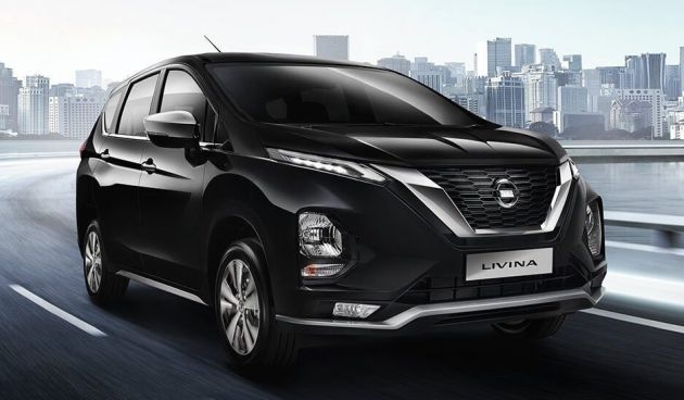 2019 Nissan Livina makes world debut in Indonesia - new 7
