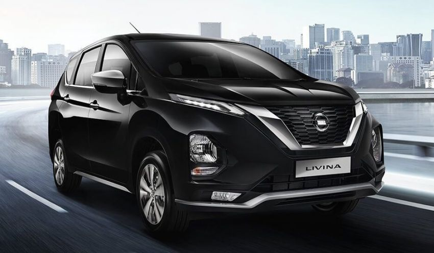 2019 Nissan Livina makes world debut in Indonesia – new 7-seater MPV based on Mitsubishi Xpander Image #923395