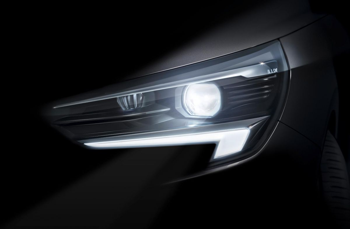 2019 Opel Corsa Teased With Matrix Led Headlights
