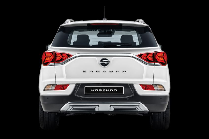 2019 SsangYong Korando SUV – first images released Image #923984
