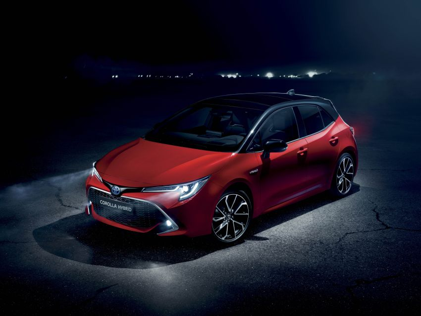 GALLERY: 2019 Toyota Corolla detailed for Europe – three body styles; four powertrains, including hybrids Image #926210