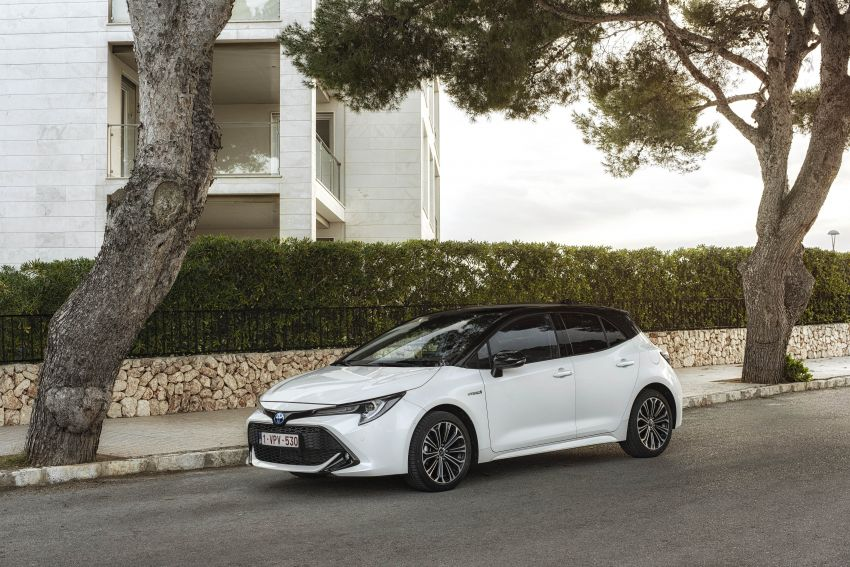 GALLERY: 2019 Toyota Corolla detailed for Europe – three body styles; four powertrains, including hybrids Image #926183