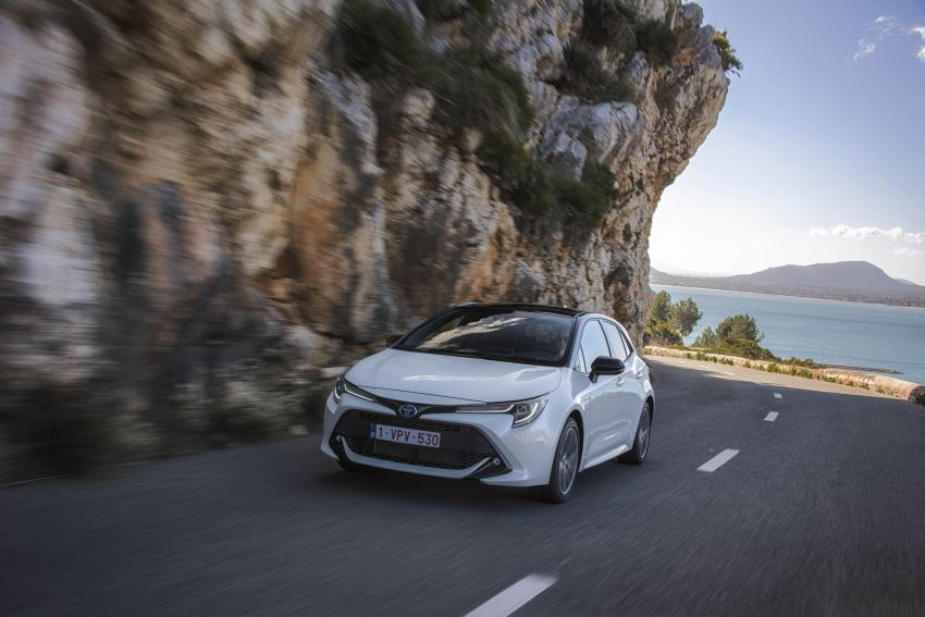 GALLERY: 2019 Toyota Corolla detailed for Europe – three body styles; four powertrains, including hybrids Image #926224