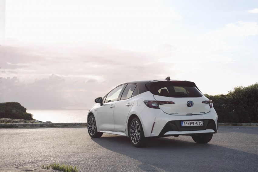GALLERY: 2019 Toyota Corolla detailed for Europe – three body styles; four powertrains, including hybrids Image #926184