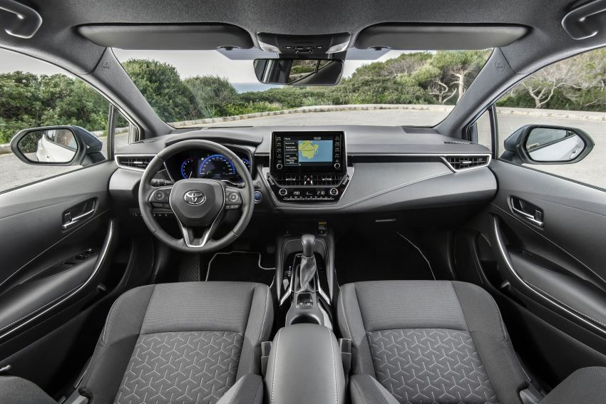 GALLERY: 2019 Toyota Corolla detailed for Europe – three body styles; four powertrains, including hybrids Image #926295