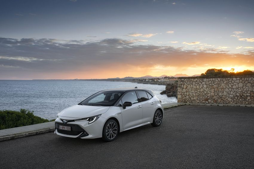 GALLERY: 2019 Toyota Corolla detailed for Europe – three body styles; four powertrains, including hybrids Image #926189