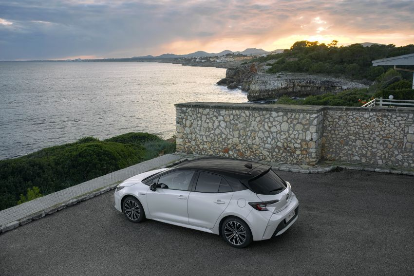 GALLERY: 2019 Toyota Corolla detailed for Europe – three body styles; four powertrains, including hybrids Image #926205