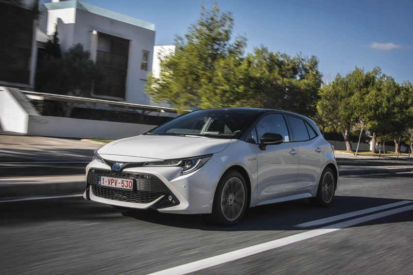 GALLERY: 2019 Toyota Corolla detailed for Europe – three body styles; four powertrains, including hybrids Image #926211