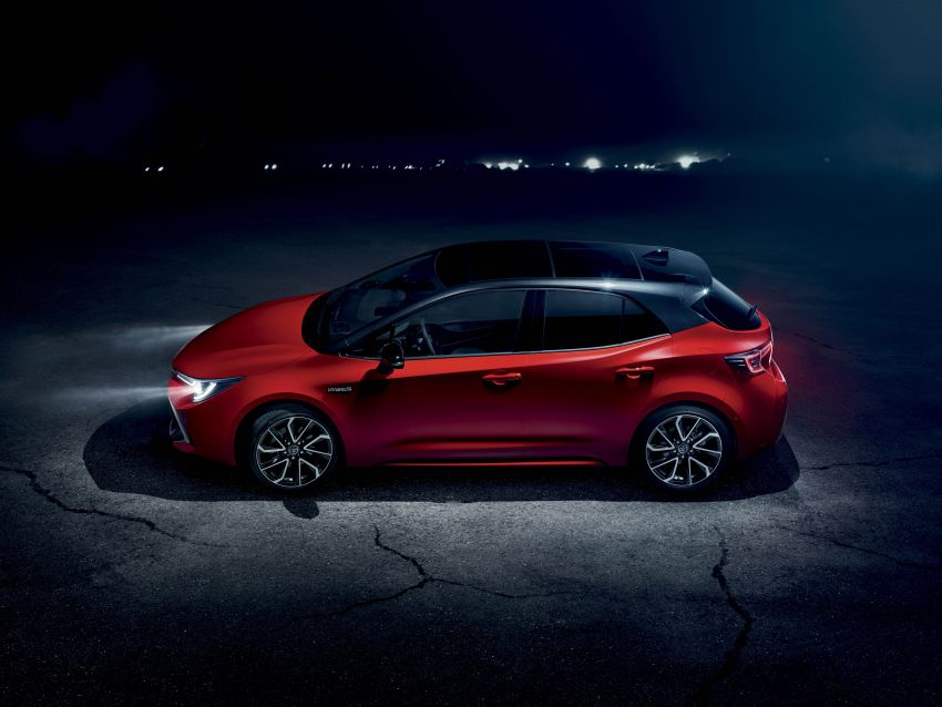 GALLERY: 2019 Toyota Corolla detailed for Europe – three body styles; four powertrains, including hybrids Image #926216