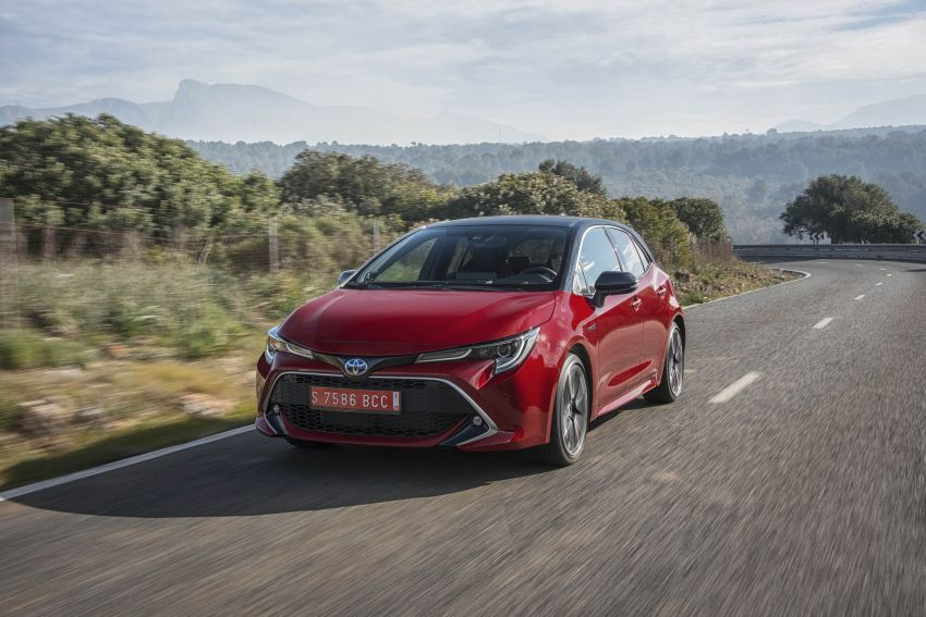GALLERY: 2019 Toyota Corolla detailed for Europe – three body styles; four powertrains, including hybrids Image #926239