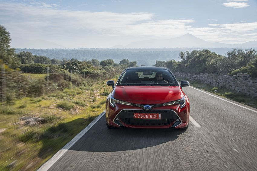 GALLERY: 2019 Toyota Corolla detailed for Europe – three body styles; four powertrains, including hybrids Image #926265