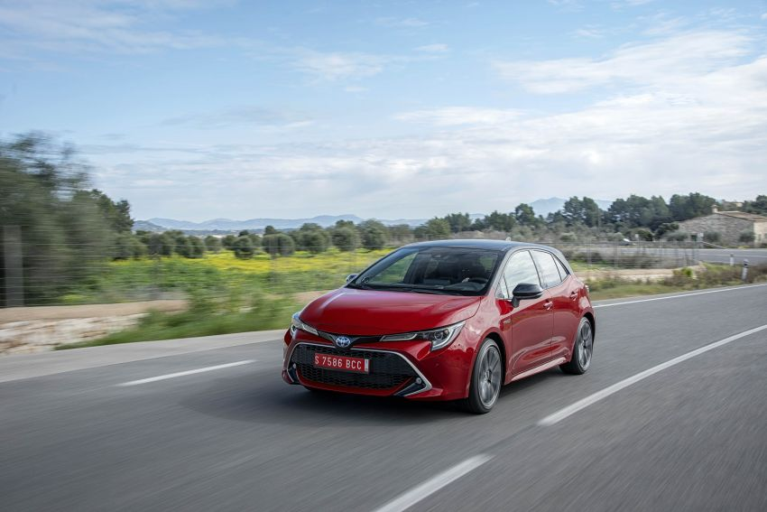GALLERY: 2019 Toyota Corolla detailed for Europe – three body styles; four powertrains, including hybrids Image #926285