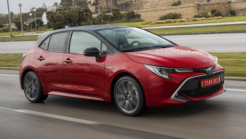 GALLERY: 2019 Toyota Corolla detailed for Europe – three body styles; four powertrains, including hybrids Image #926297