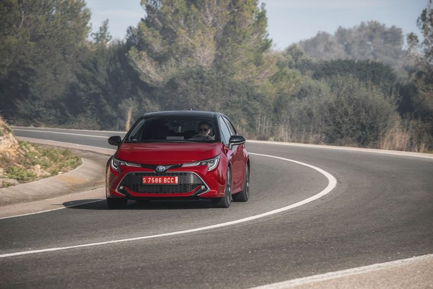 GALLERY: 2019 Toyota Corolla detailed for Europe – three body styles; four powertrains, including hybrids Image #926327