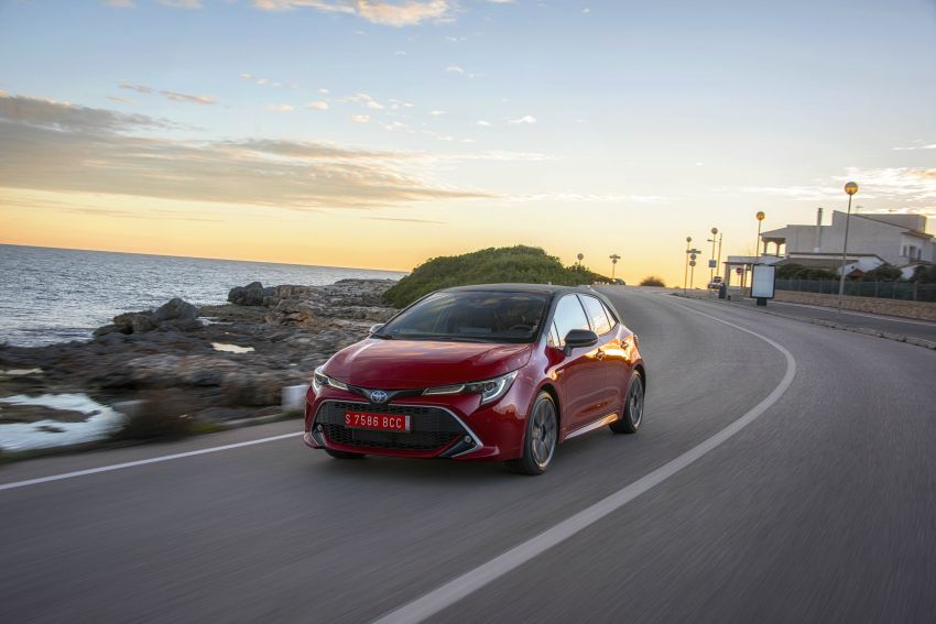 GALLERY: 2019 Toyota Corolla detailed for Europe – three body styles; four powertrains, including hybrids Image #926344