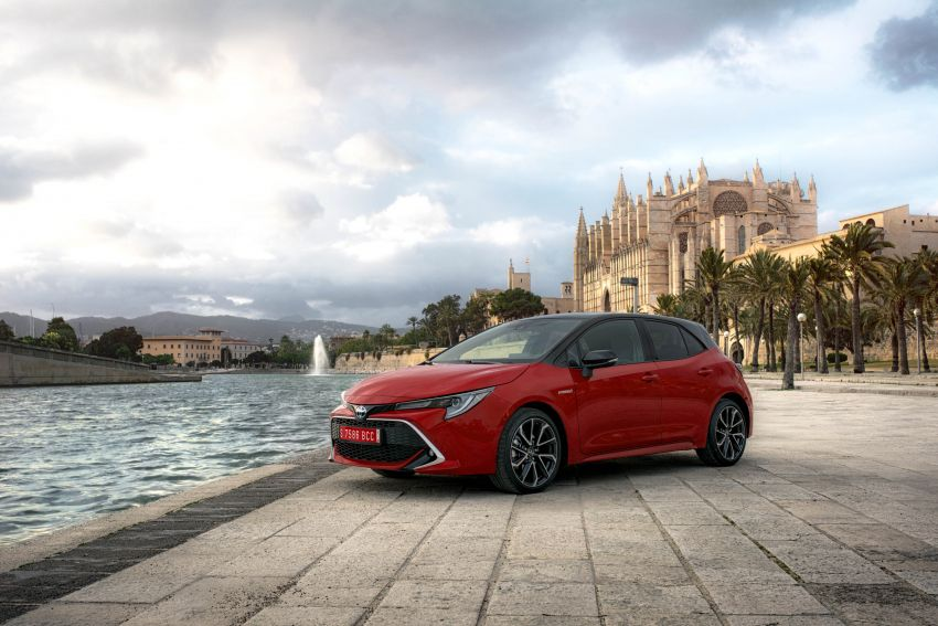 GALLERY: 2019 Toyota Corolla detailed for Europe – three body styles; four powertrains, including hybrids Image #926191