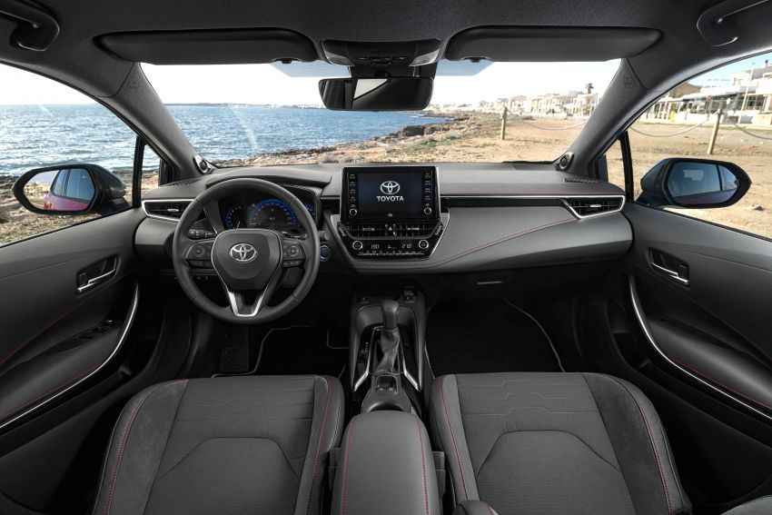 GALLERY: 2019 Toyota Corolla detailed for Europe – three body styles; four powertrains, including hybrids Image #926370