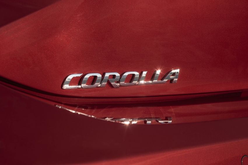 GALLERY: 2019 Toyota Corolla detailed for Europe – three body styles; four powertrains, including hybrids Image #926392