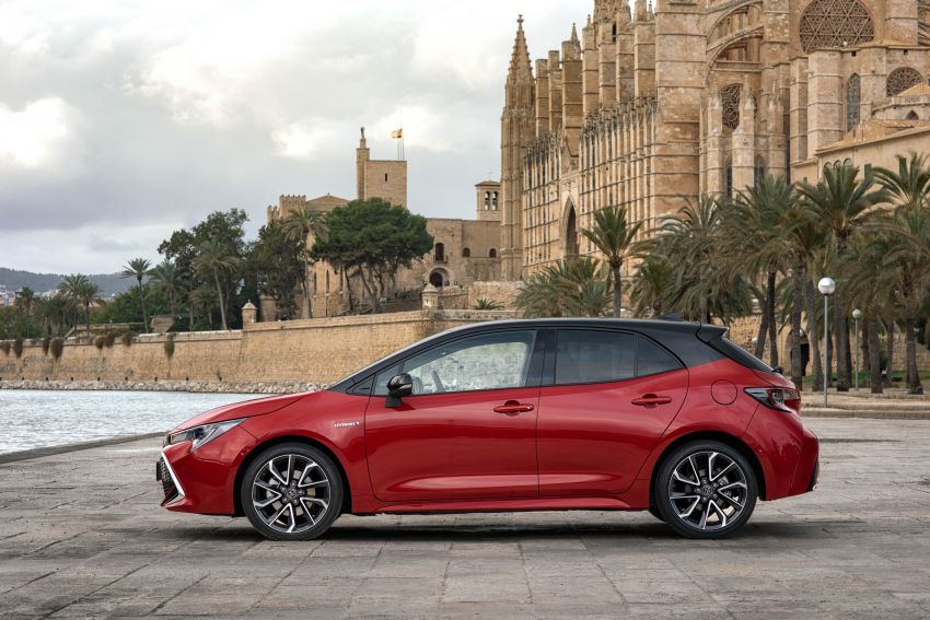 GALLERY: 2019 Toyota Corolla detailed for Europe – three body styles; four powertrains, including hybrids Image #926214
