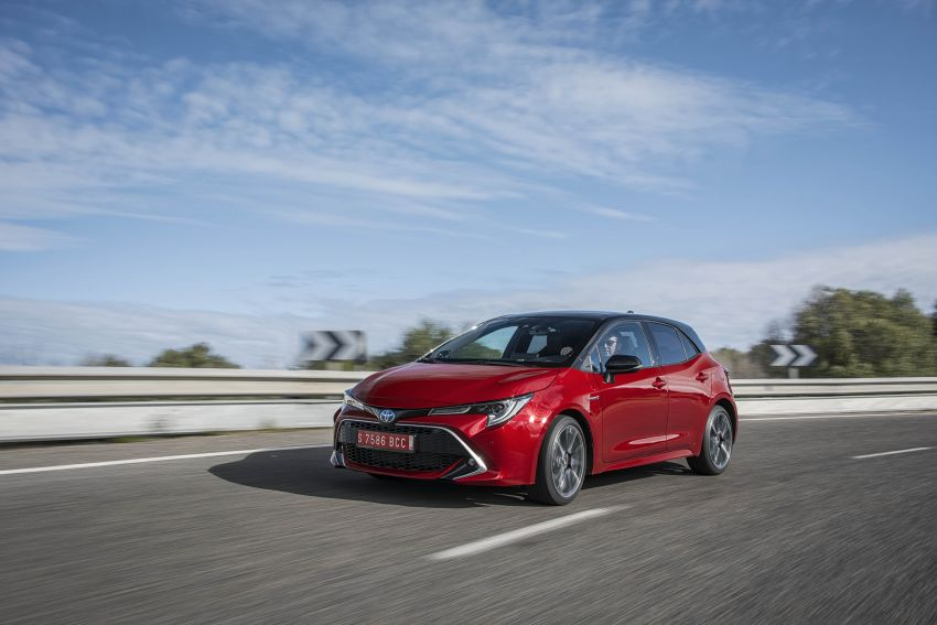 GALLERY: 2019 Toyota Corolla detailed for Europe – three body styles; four powertrains, including hybrids Image #926220