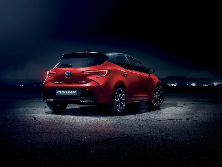 GALLERY: 2019 Toyota Corolla detailed for Europe – three body styles; four powertrains, including hybrids Image #926223