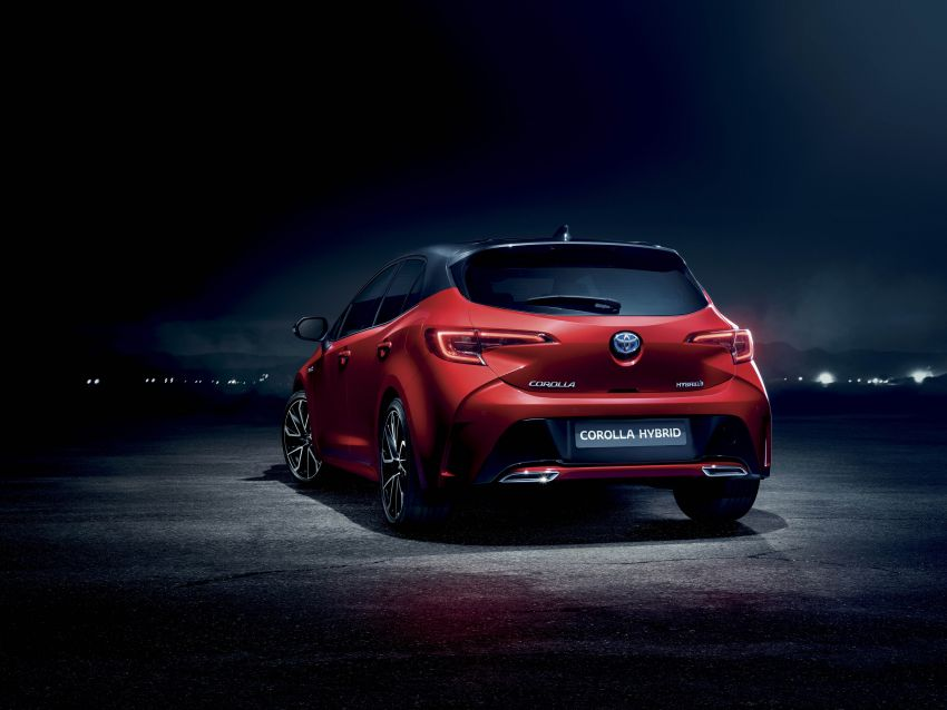 GALLERY: 2019 Toyota Corolla detailed for Europe – three body styles; four powertrains, including hybrids Image #926229