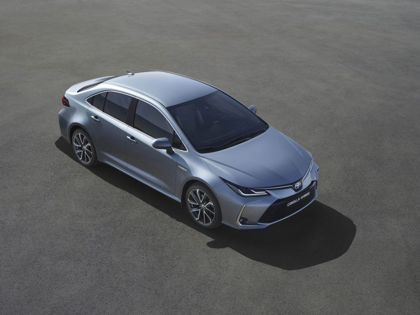 GALLERY: 2019 Toyota Corolla detailed for Europe – three body styles; four powertrains, including hybrids Image #926271