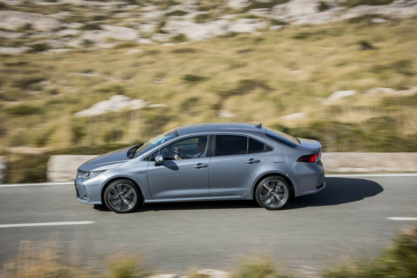 GALLERY: 2019 Toyota Corolla detailed for Europe – three body styles; four powertrains, including hybrids Image #926274