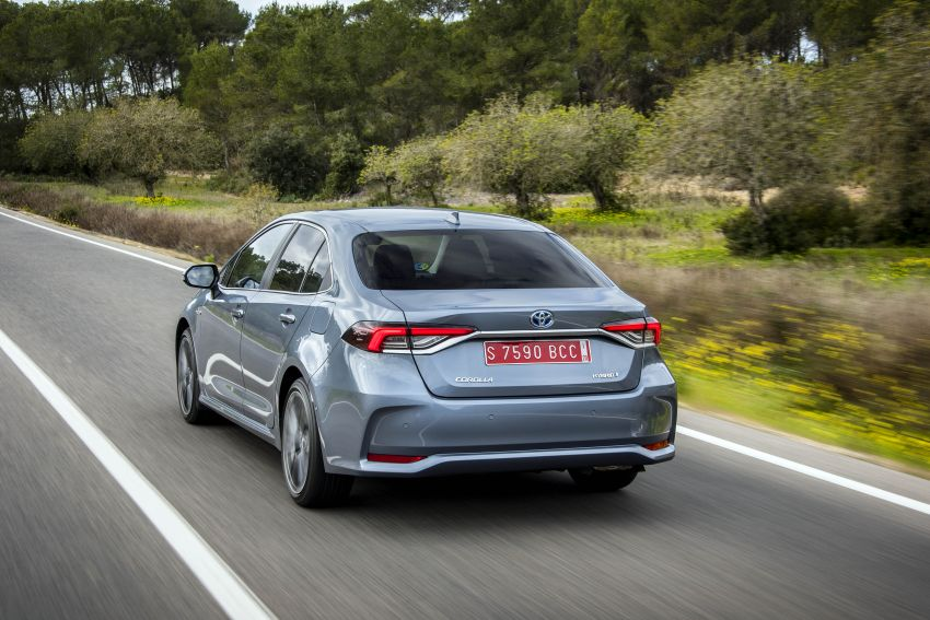 GALLERY: 2019 Toyota Corolla detailed for Europe – three body styles; four powertrains, including hybrids Image #926308