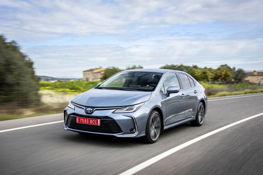 GALLERY: 2019 Toyota Corolla detailed for Europe – three body styles; four powertrains, including hybrids Image #926323